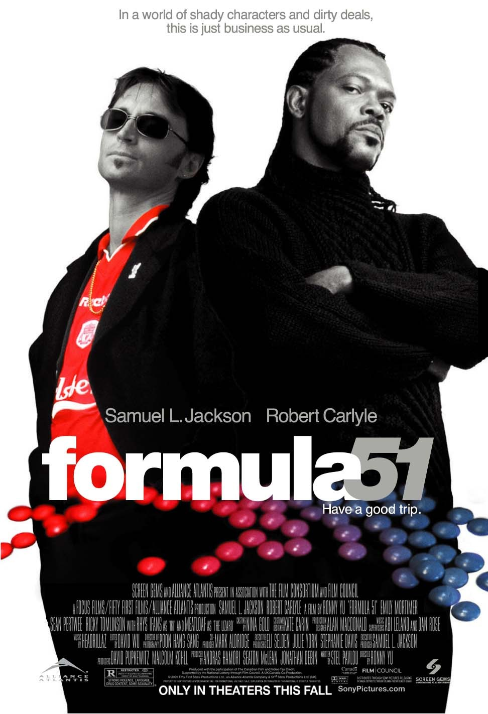 The 51st State / Formula 51