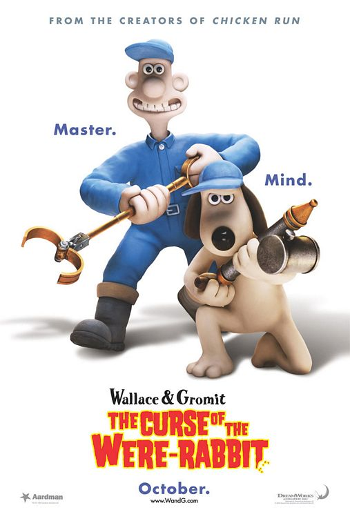 Wallace&Gromit. The Curse of Were-Rabbit