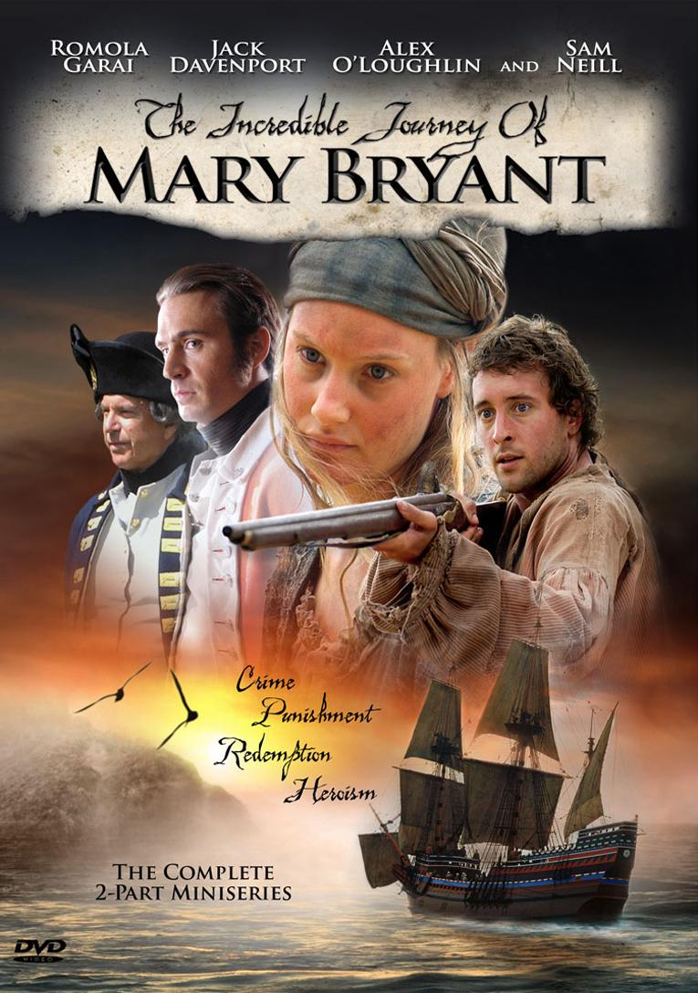The Incredible Journey of Mary Bryant (ABAS DAĻAS)