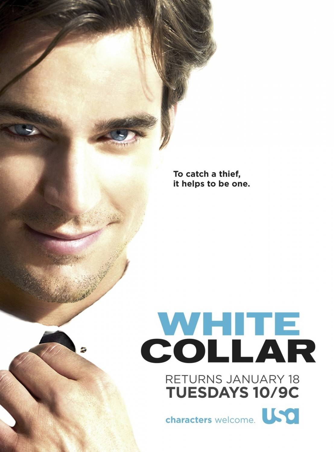 White Collar 3.sezona